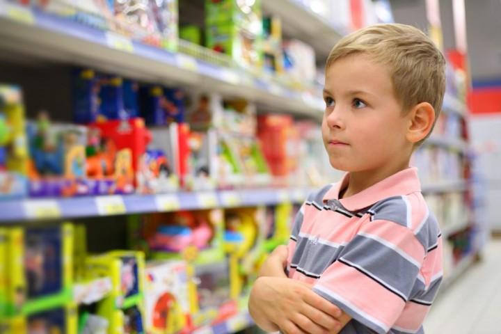 Выбор игрушек, мнение психолога